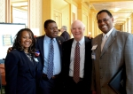 Ron with Ben Cardin